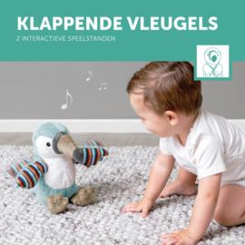 Zazu Timo de toekan Klappende Knuffel met Geluid