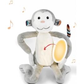 Zazu Max de Aap muzikaal nachtlampje met of zonder naam