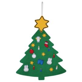 Nijntje Kerstboom vilt