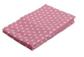 Briljant Hydrofiel luiers Ster roze 3 pack