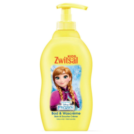 Zwitsal  bad & wascrème Frozen