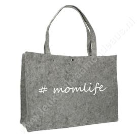Gevulde Tas #momlife 9 maanden My First Year deluxe