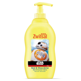 Zwitsal Bad & Wascrème Star Wars