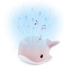 Zazu Wally Roze muzikale babyprojector