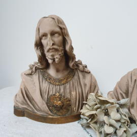 Buste Jezus ( terracotta)
