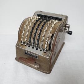 Oude telmachine uit Frankrijk