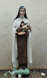 Beeldje van Heilige Theresia 26.5 cm