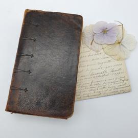 Oud, frans kerkboekje uit 1911 (7)