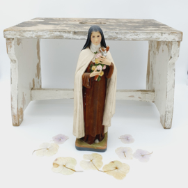 Mooie gipsen Heilige Theresia