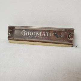 Oude mondharmonica