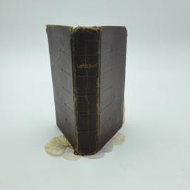 Bruin, nederlands kerkboekje uit 1927 (14)