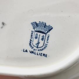 """Zuurschaaltje Terre de fer """" Vallaire"""