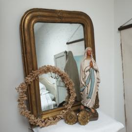 Oude franse spiegel