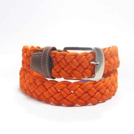 Elastische riem oranje