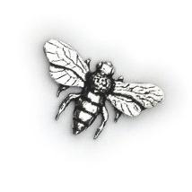 Tinnen speld/pin  Bij ( honing bij )