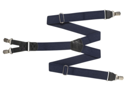 Bretel blauw ( 4 clips )