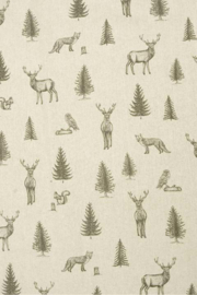 Tafelkleden Bosdieren