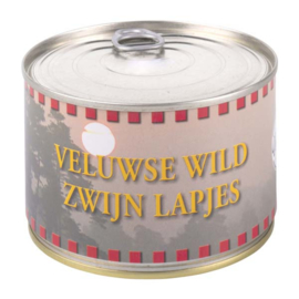 Veluwse Wild Zwijnlapjes ( 400 gram )