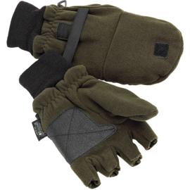 Pinewood Fleece handschoen Ultra Stretch groen