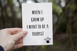 Kaart 'Tourist' A6/A5