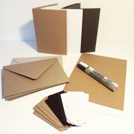 Handletteringpakket