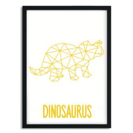 Poster Dino A5/A4