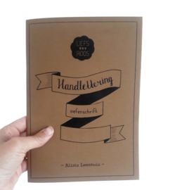 Handlettering - schrift