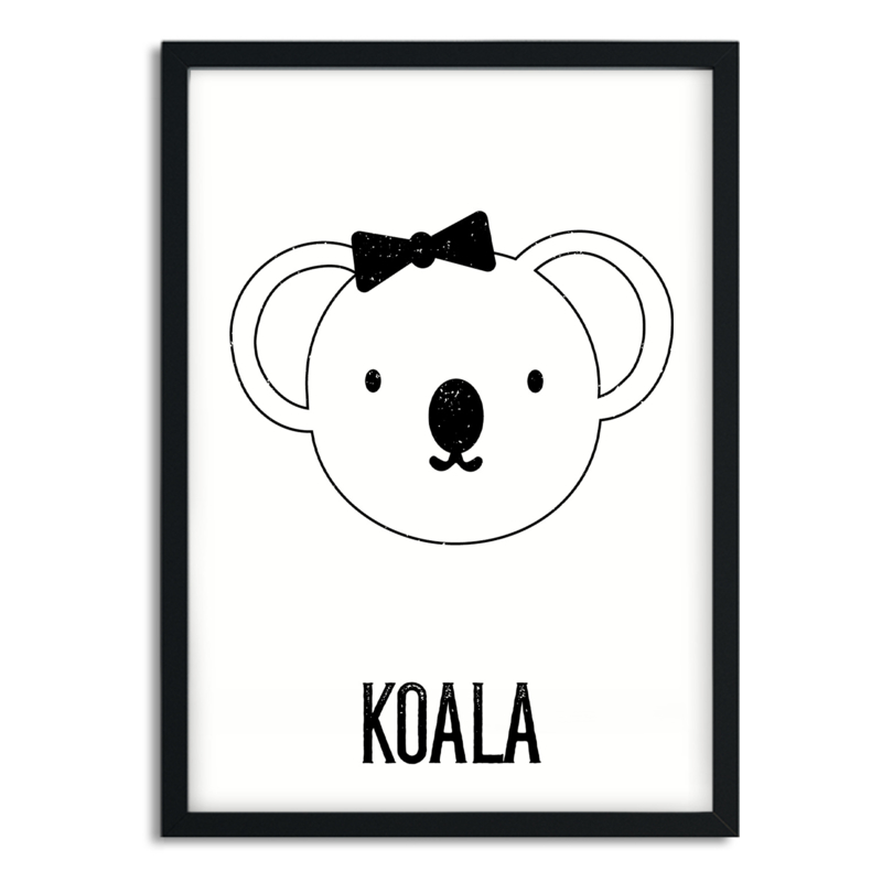 Mevrouw Koala A5
