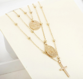 NECKLACE GOLD 3