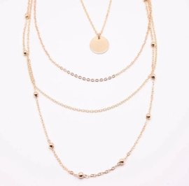 NECKLACE GOLD 1