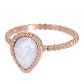 iXXXi Jewelry Vulring Magic Snow 2mm Rosé