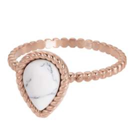 iXXXi Jewelry Vulring Magic White Rosé