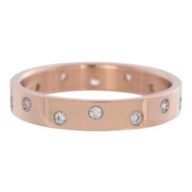 iXXXi Jewelry Zirconia 14 Steens Cristal Rosé 4mm