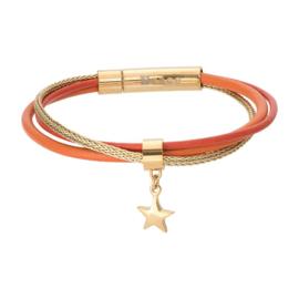 iXXXi Brace Bracelet BR129040 Goudkleurig