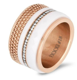iXXXi Jewelry Basis Ring 14mm Rosé