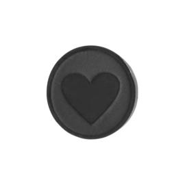 iXXXi Jewelry Top Changes Heart Zwart