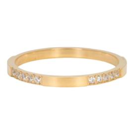 iXXXi Jewelry Vulring Chic 2mm Goudkleurig