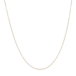iXXXi Jewelry Ketting 1mm 40-80cm Rosé
