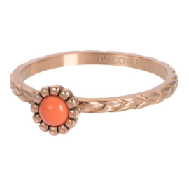 iXXXi Jewelry Vulring Inspired Coral Rosé