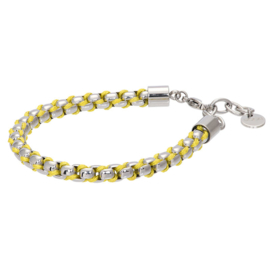 iXXXi Jewelry Ibiza Bracelet Yellow