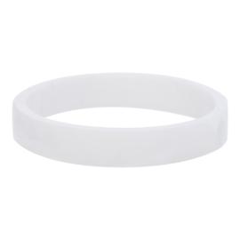 iXXXi Jewelry Keramiek Facet Wit 4mm