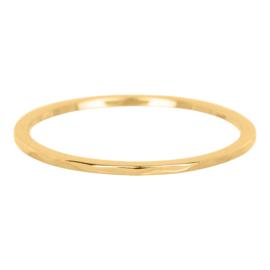 iXXXi Jewelry Wave Goudkleurig 1mm