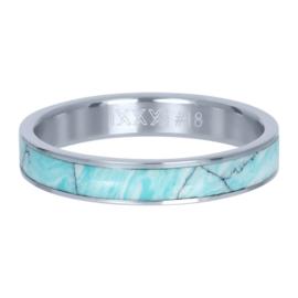 iXXXi Jewelry Vulring Green Paradise 4mm