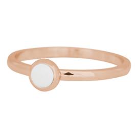 iXXXi Jewelry 1 Bright White Rosé 2mm