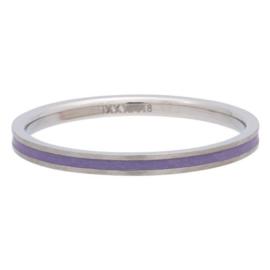 iXXXi Jewelry Vulring 2mm Line Purple