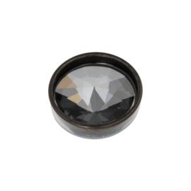 iXXXi Jewelry Top Part Pyramid Black Diamond Zwart