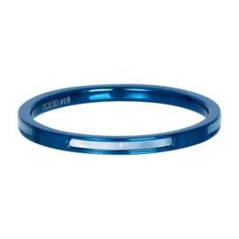 iXXXi Jewelry Vulring Bonaire Blauw 2mm