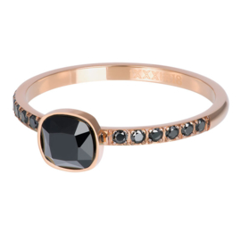 iXXXi Jewelry Losse Ring Prince Rosé 2mm