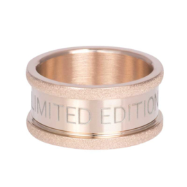 iXXXi Jewelry Basisring Limited 10mm Rosé