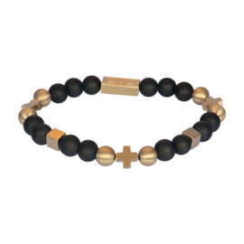 iXXXi Men Bracelet Grover Gold/Black